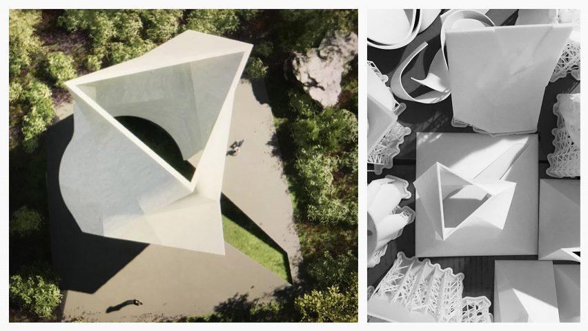 Lines Rule: Geometry, Matter, Program, Site by Dani Jerome