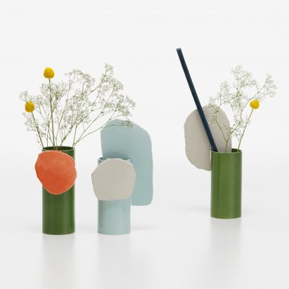 Vases Decoupage by Vitra