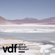 Mále Uribe explores the materiality of extreme landscapes for VDF and Design Museum