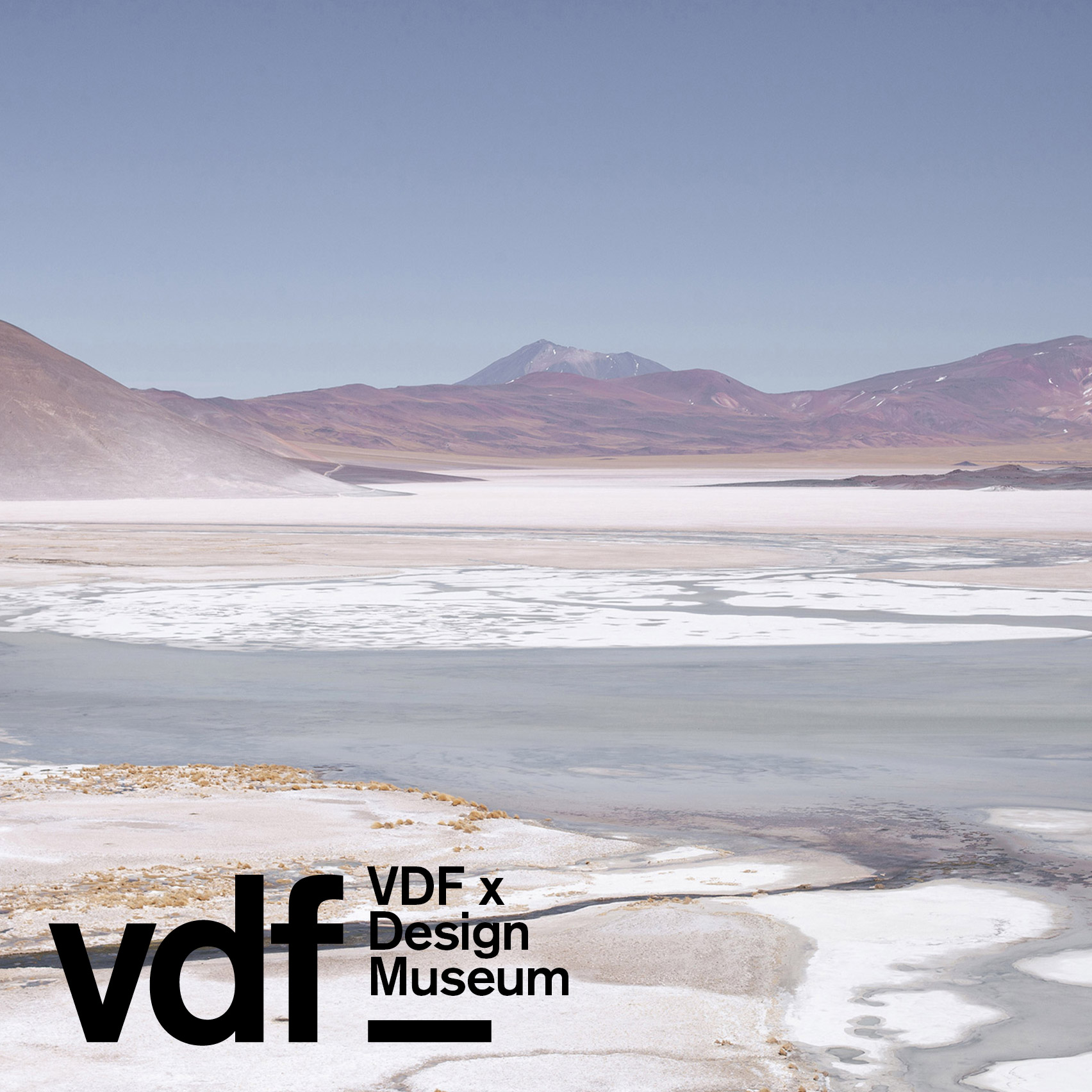 Malé Uribe explores the materiality of extreme landscapes for VDF and Design Museum