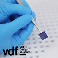 Marta Giralt explores how graphene could make fashion industry more sustainable for VDF and Design Museum