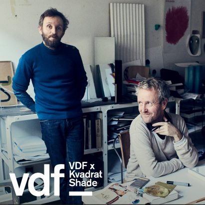 Studio Bouroullec for VDF x Kvadrat Shade