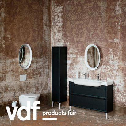 Marcel Wanders New Classic bathroom collection for Laufen