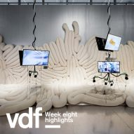 This week's VDF highlights include Ilse Crawford, Farshid Moussavi and virtual exhibitions by ArkDes and Alcova