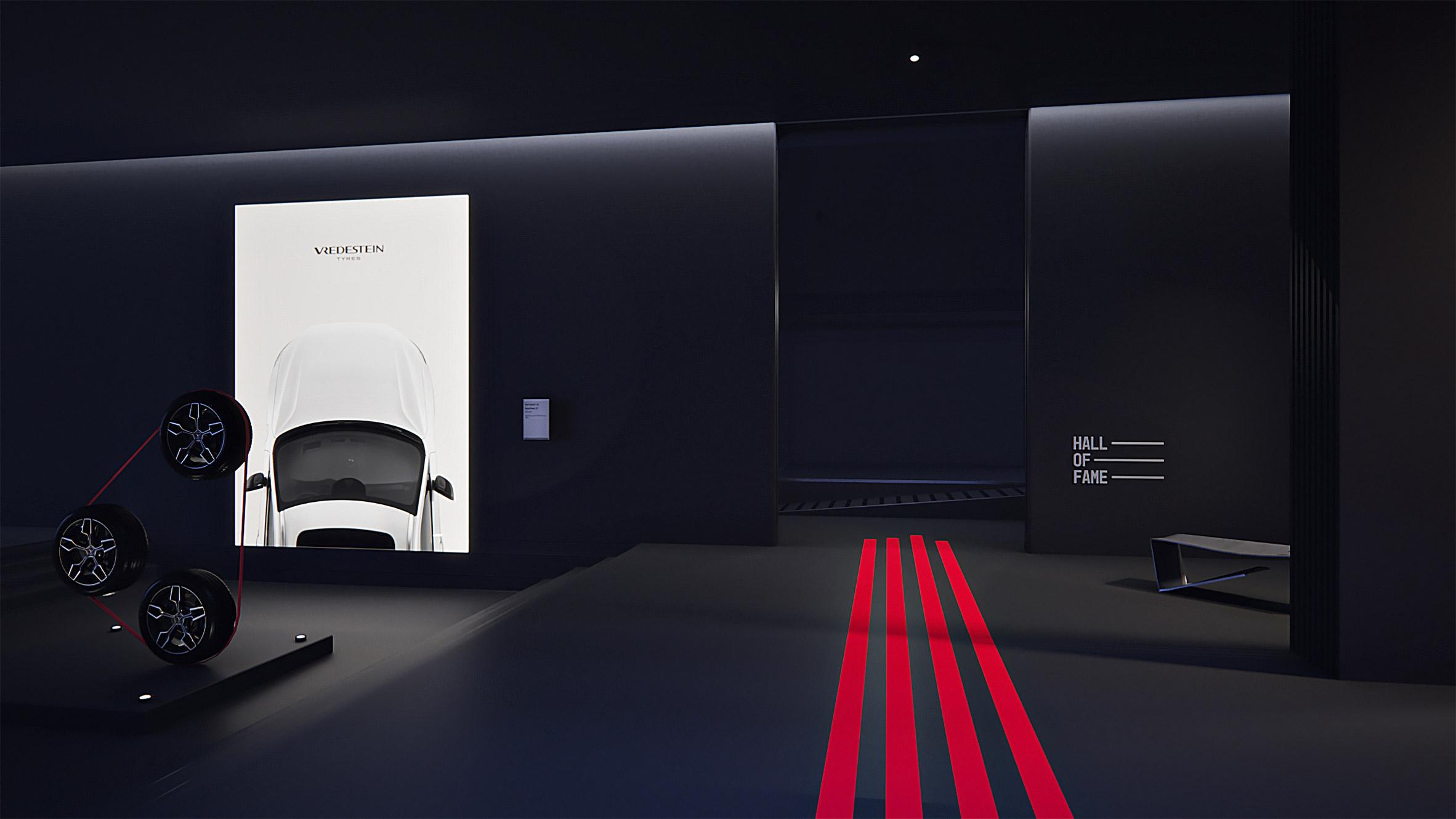 Vredstein Design Museum by Bart