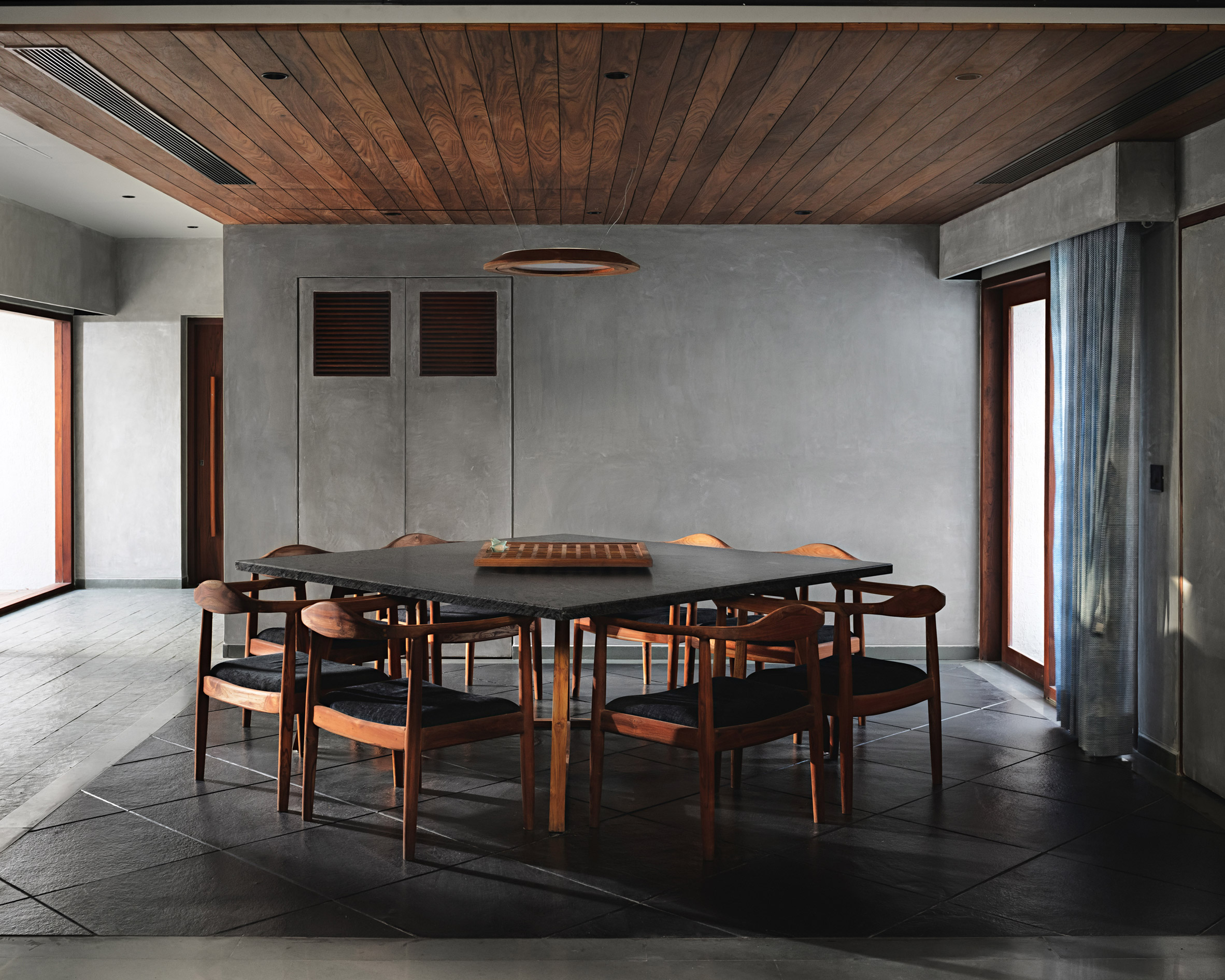 VS House designed by Sārānsh