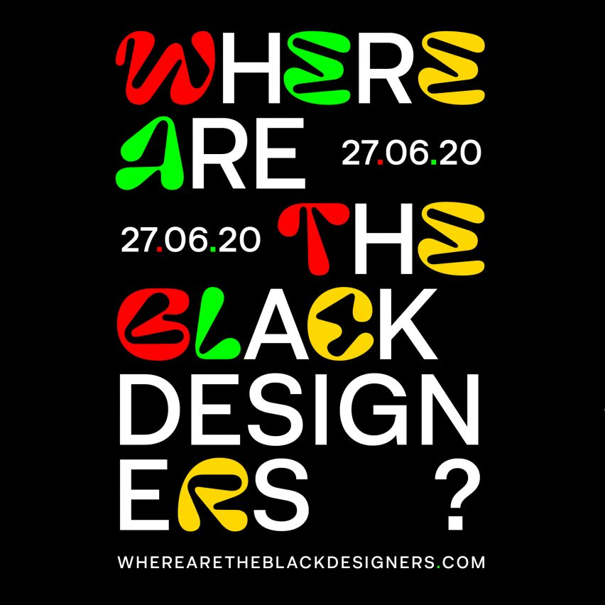 """Hire black designers first and foremost,"" say organisers of anti-racism conference"