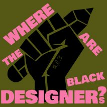 """Hire black designers first and foremost,"" say organisers"