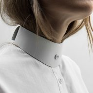 Kollar necklace by Wilfried Mayer