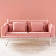 Wireframe Sofa by Sam Hecht and Kim Colin for Herman Miller