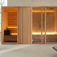 Yoku SH spa system by Effegibi