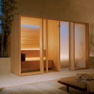 Yoku SH spa system by Effe