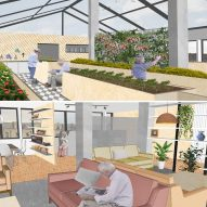 York St John interior design students reimagine spaces for the elderly