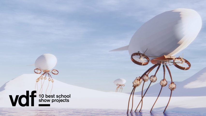 10 best school shows on Virtual Design Festival