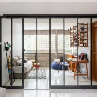 308 Apartment by Debaixo do Bloco Arquitetura