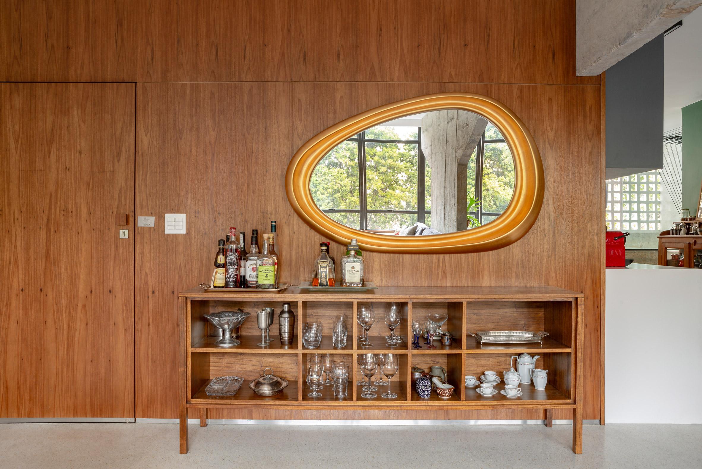308 Apartment by Debaixo do Bloco Arquitetura