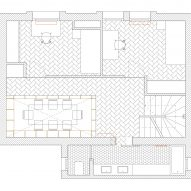 6House by Zooco Estudio First Floor Plan