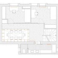 6House by Zooco Estudio First Floor Plan