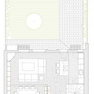6House by Zooco Estudio Ground Floor Plan