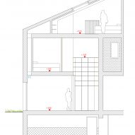 6House by Zooco Estudio Section