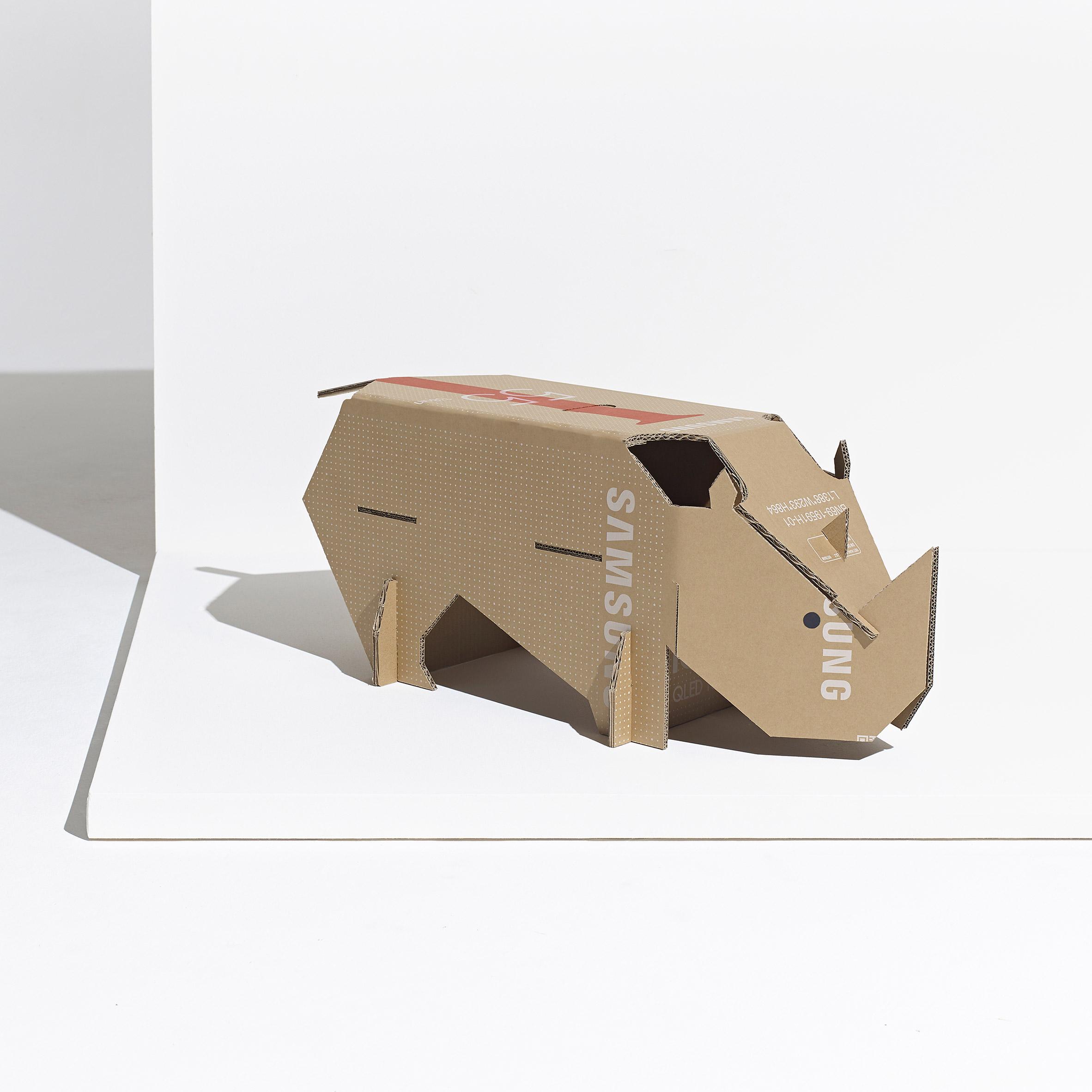 Endangered Animals by Sarah Willemart and Matthieu Muller