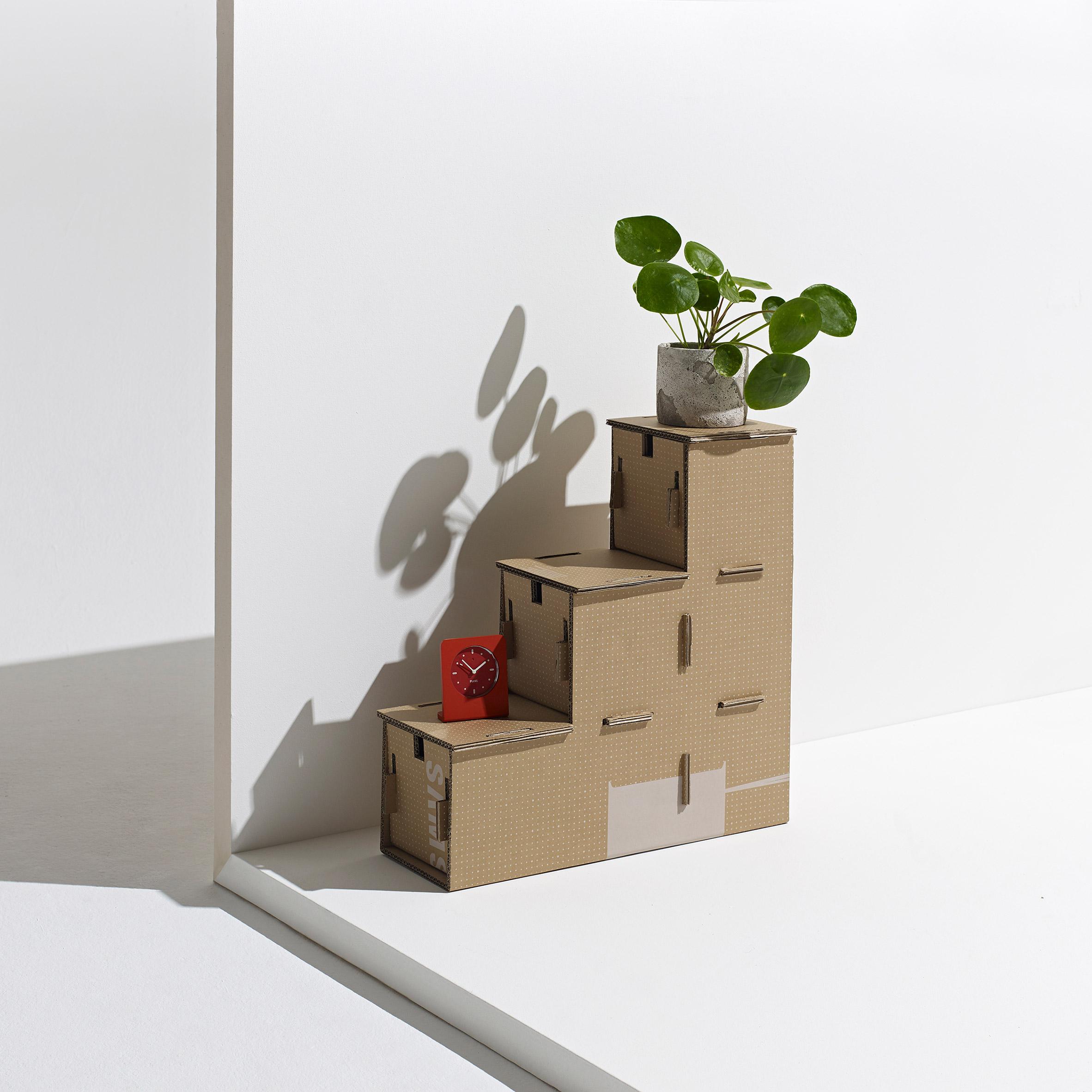 Kibe storage by Revaz Berdzenishvili