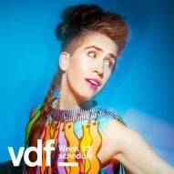 Imogen Heap, Lucy McRae, Moooi and Lensvelt feature in the final week of VDF