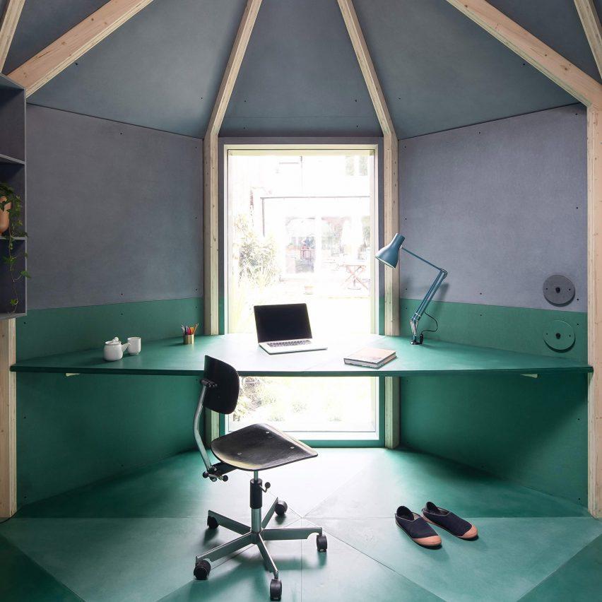 A Room in the Garden by Studio Ben Allen