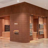 Aesop store by Al-Jawad PikeatWestfield shopping centre in Sheperd's Bush, London