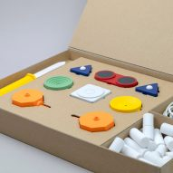Matthieu Muller's Animate toy-making kit introduces children to electronics