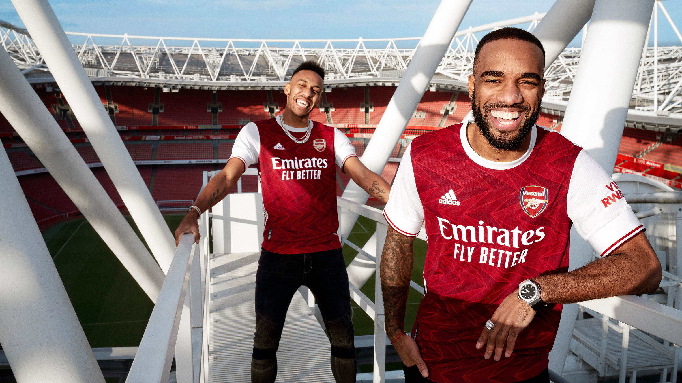 Arsenal S Unveils Chevron Covered Shirt For 2020 2021 Season