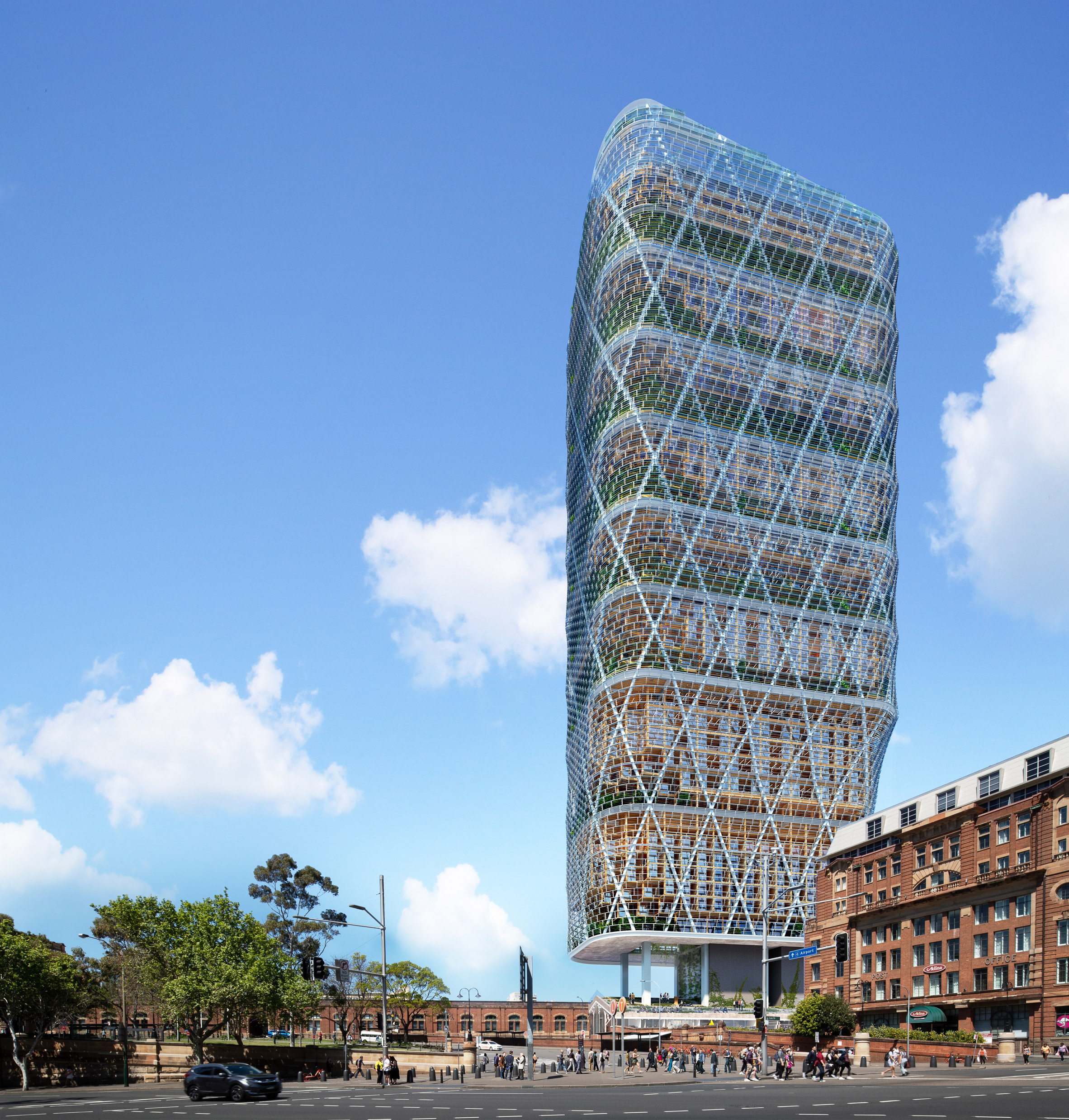 Atlassian headquarters by Shop Architects