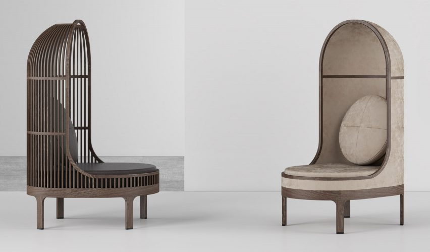 Nest Chair by Autoban