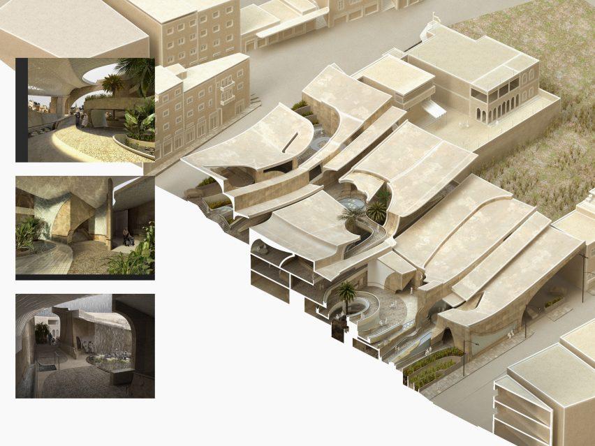 A System of Urban Flow by Hazel Balogun