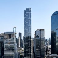 Bates Smart completes skyscraper that's only 11.5 metres wide