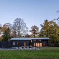 The Bedford House by Vondalwig Architecture