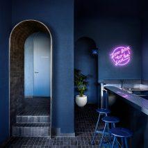 Billie Buoy restaurant in Melbourne designed by Biasol