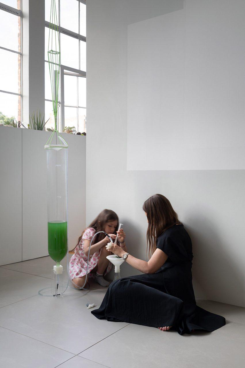 BioBombola by EcoLogicStudio