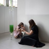 EcoLogicStudio makes DIY algae kit for children learning at home in lockdown