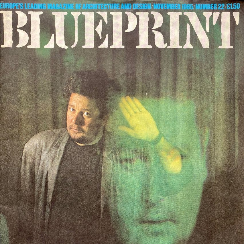 Blueprint magazine ends print edition after 37 years and 369 issues