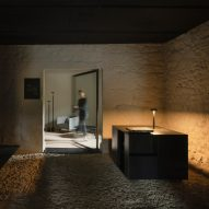 Casa Grande Hotel in Spain occupies 18th-century stone manor house
