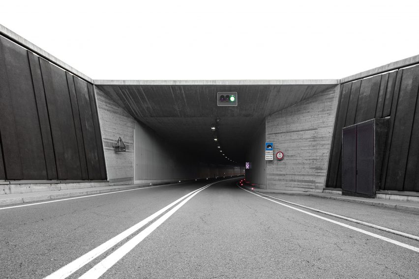Central Juncture Ring Road Bressanone-Varna by MoDus Architects