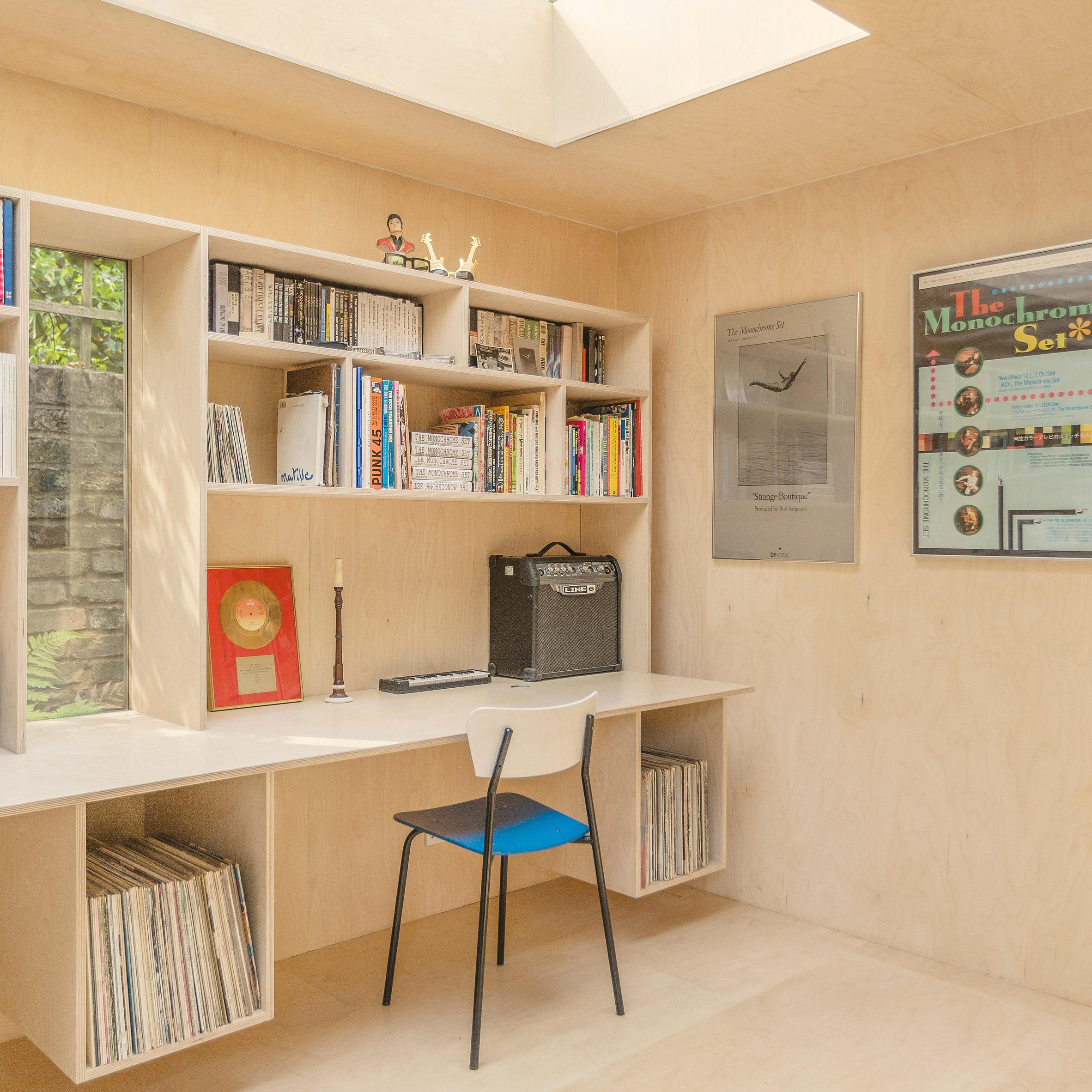 Cork Study house by Surman Weston