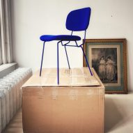 D-Chair by Staat for Lensvelt