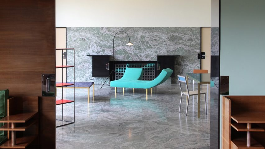 Design! Muller Van Severen at Villa Cavrois exhibition