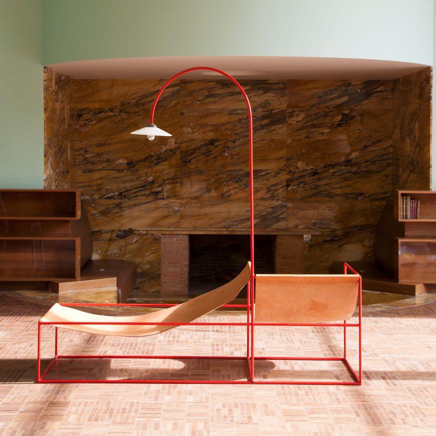 Design! Muller Van Severen at Villa Cavrois exhibition
