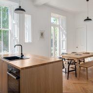 Edinburgh apartment by Luke and Joanne McClelland