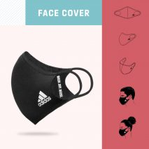 Adidas Face Cover face mask