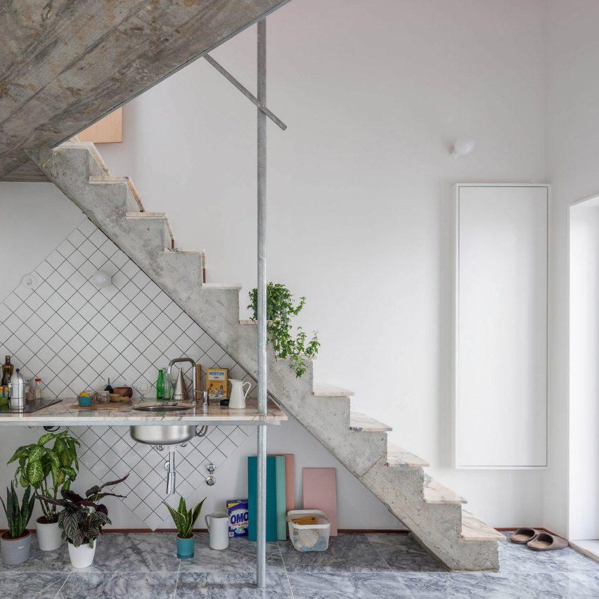 Porto micro-homes by Fala Atelier