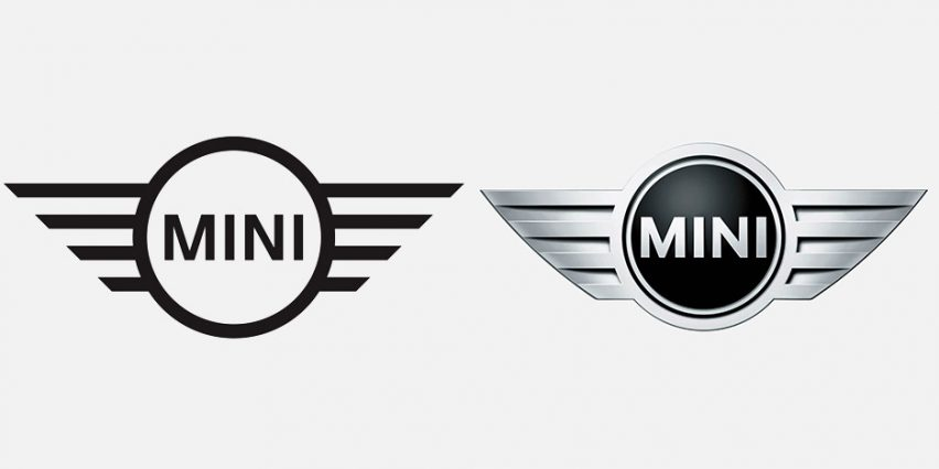 Seven car brands that have returned to flat design for logos